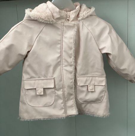 Дитяча тепла курточка