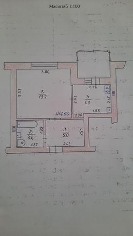 Продам 1 комнатную квартиру студию