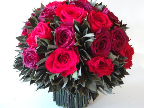 Dekoracje z kwiatów stabilizowanych nowe niższe ceny