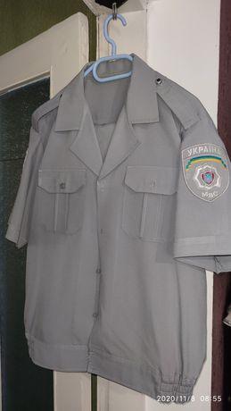 Парадная форма милиции