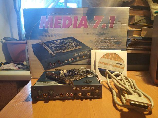 Звуковая карта SoundTrack Audio DSP24 media 7.1 96kHz/24bit
