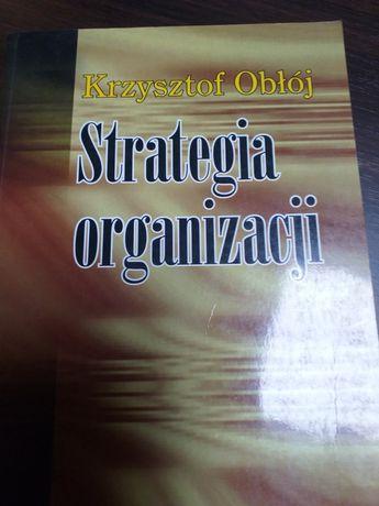 Strategia organizacji Krzysztof Obłój