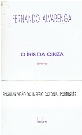 7424 - Literatura - Livros de Fernando Alvarenga /Autografado