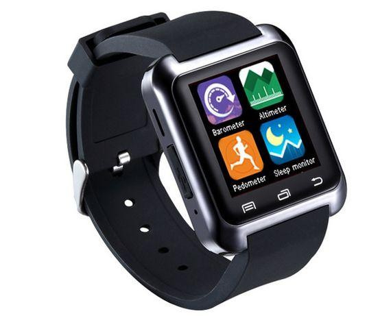 Zegarek SMARTWATCH U8 POLSKIE Menu 29 Funkcji Android NOWY MODEL