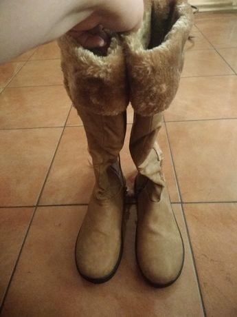 Buty zimowe 38 nowe