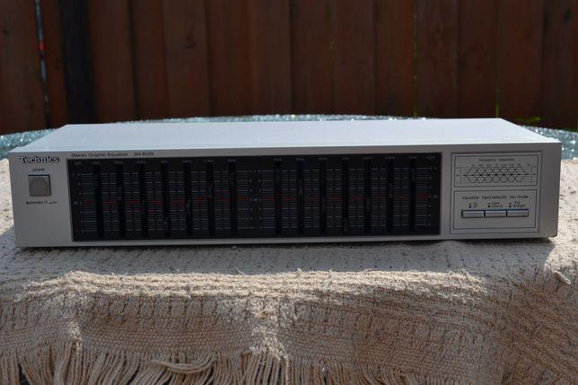 korektor dzwieku Technics sh 8028