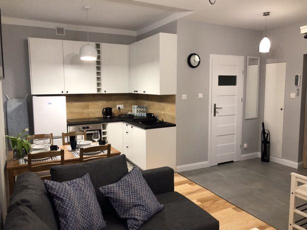 Cichy Apartament w Centrum (Możliwość kwarantanny)
