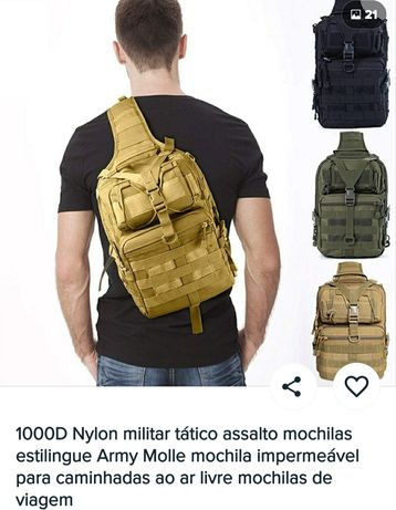 Mala tática Militar