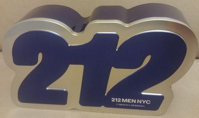 Carolina Herrera 212 Men NYC (новый подарочный набор)