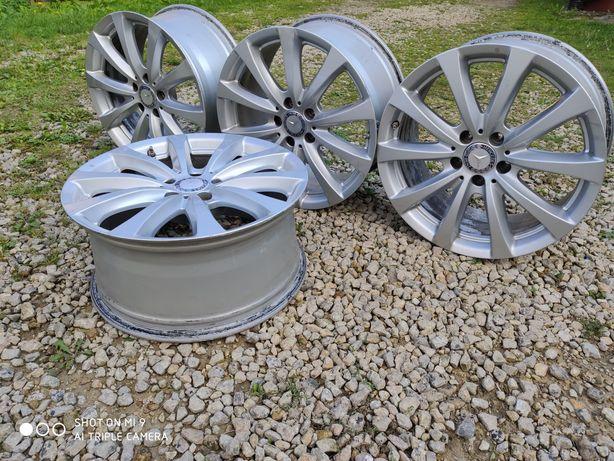 """Felgi aluminiowe 18"""" 5x112 MERCEDES S C CL E CLA W221 S-KLASA W216"""