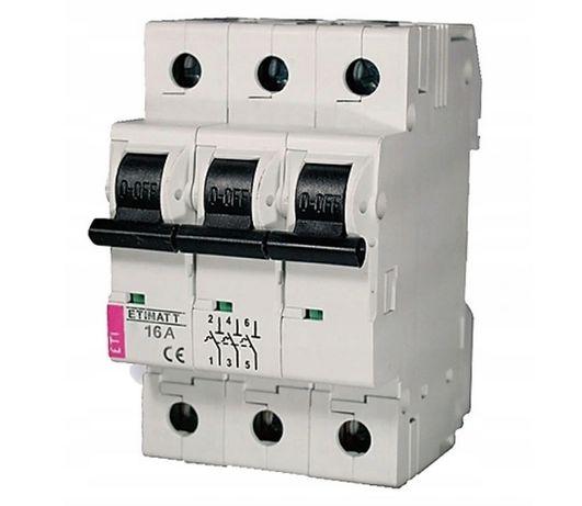 Ogranicznik mocy ETIMAT 10A 16A 20A