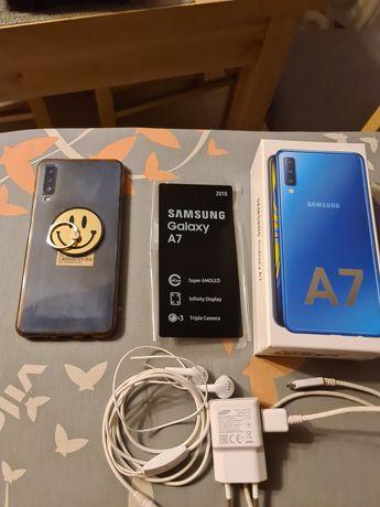 Samsung a7 2018 rok