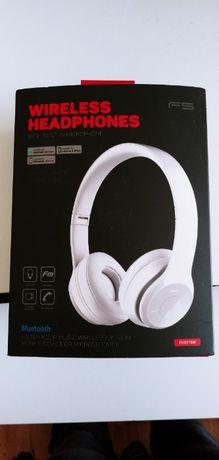 Sluchawki FS wireless headphones FH0915W w pudelku