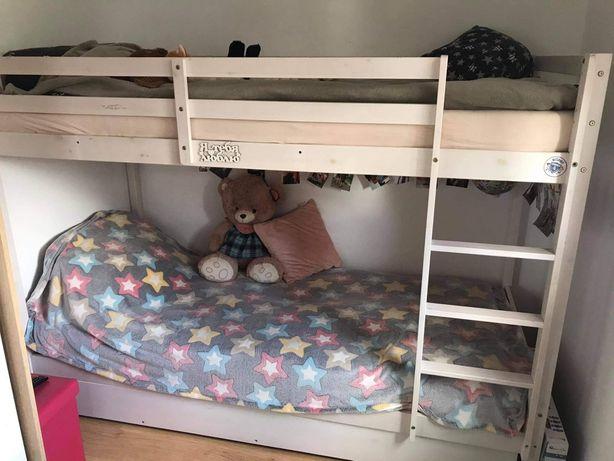 Łóżko PIĘTROWE 90x200