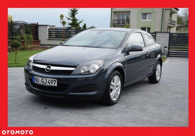 Opel Astra Super Stan Bezwypadkowa GTC 1.8 benzyna