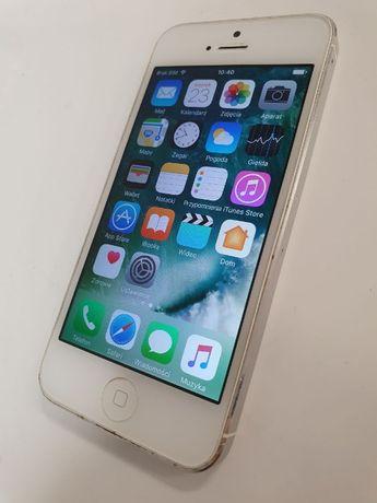 Apple iPhone 5 16GB biały White sklep Warszawa FV23% BRA-395