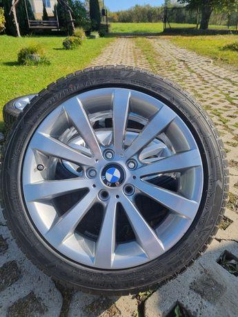 """Felgi BMW 17"""" z oponami zimowymi 225/45/17"""