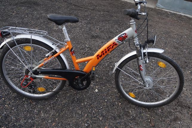 """Rower MIFA 24"""" damka dla dziewczynki Niemiecka"""