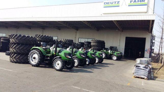 Трактора Sh 404 2021 року виробник Deutz-Fahr Machinery CO. LTD.