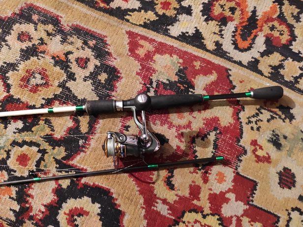 Спиннинг Fishing Roi Vector , Rapala, Mepps