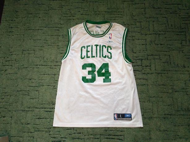 Баскетбольная майка НБА Бостон Boston. Джерси NBA Jersey винтаж