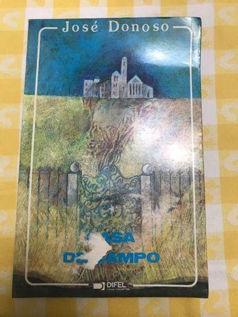 Livro Casa de Campo