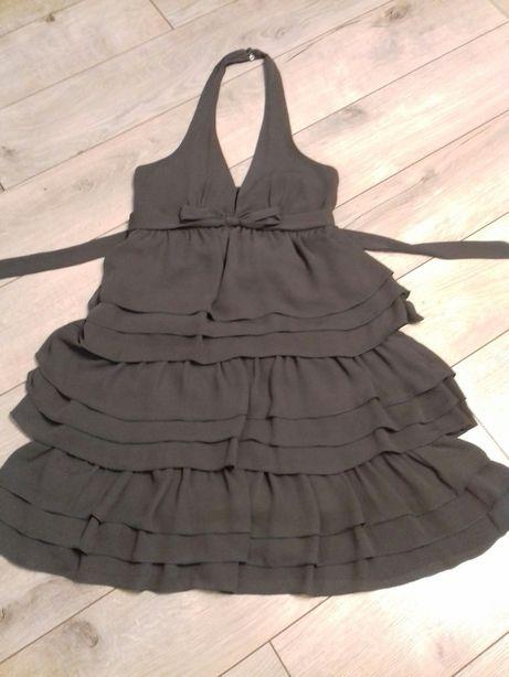 Śliczna sukienka ZARA S/M idealna na wesele/sylwestra