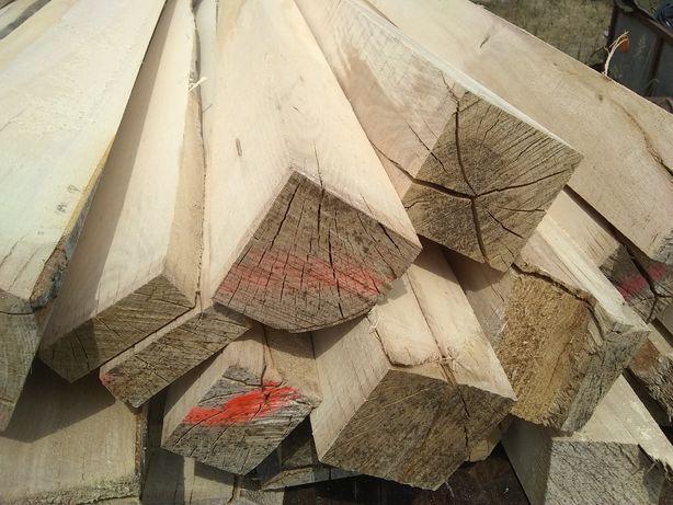 Sprzedam kantówki sosnowe łaty kontrłaty deski