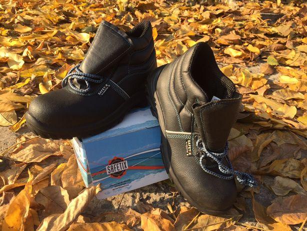 Ботинки защитныне Bluefox high S3