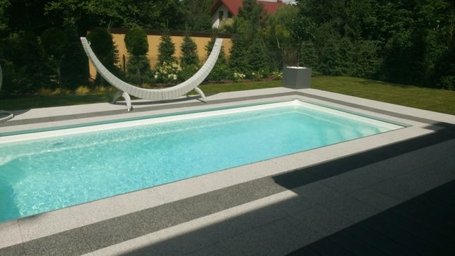 Budowa basenów, montaż basenu, zgrzewanie folii basenowej, basen