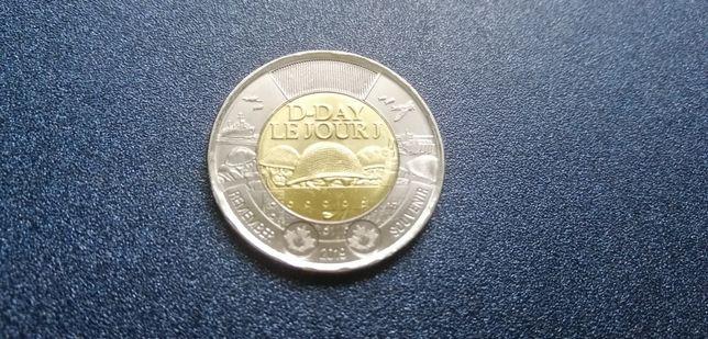 2 доллара 2019 г Канада