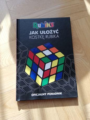 Oficjalny poradnik Jak ułożyć kostkę Rubika