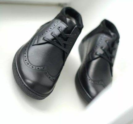 Черевики шкіряні зимові Safari зручне взуття! Ботинки кожаные Броги