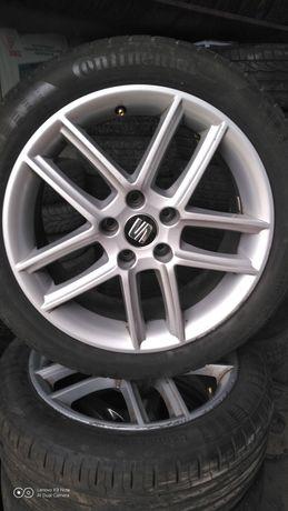 "Диски R17 Seat VW 5/112 Original ""Шиномонтаж"" Шини Диски"