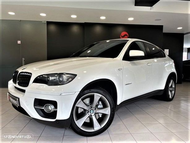 BMW X6 35d X-Drive