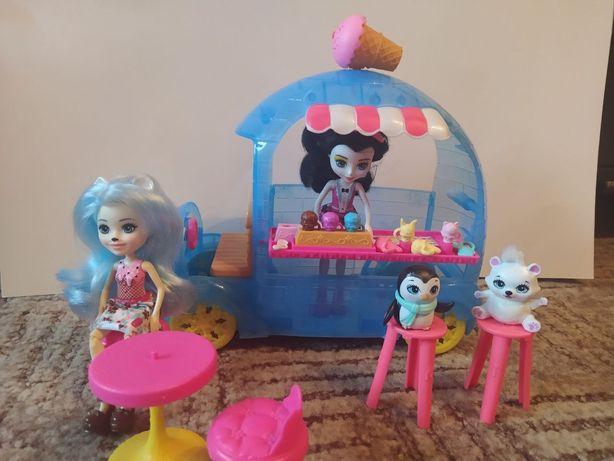 Игрушки кукли Enchantimals