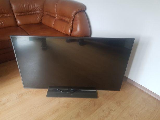 TV LG 50 cali uszkodzony