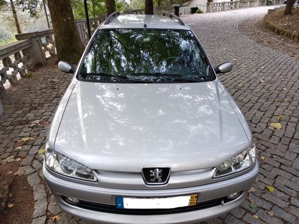 Peugeot 306 Break 1.4 75 CV como Nova