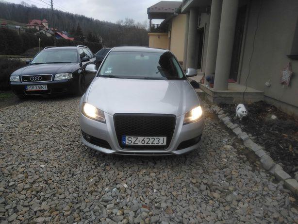 Audi a3 8p 2008r LIFT