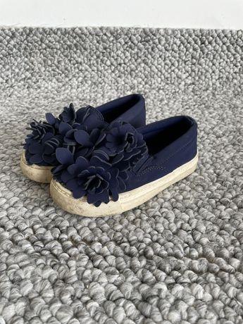 Śliczne jak nowe buciki Zara dla dziewczynki rozm26