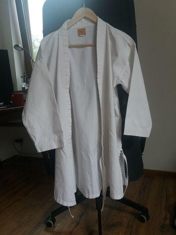 Evolution karate-gi (kimono) prążkowane Fighting Empire