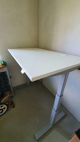 Biurko stół elektryczne regulowane Sit stand 140x80 Biurko Gamingowe