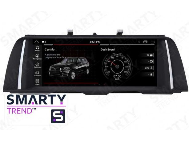 Штатная магнитола BMW 5 SERIES F10/F11 (4PIN LVDS) -SMARTY TREND