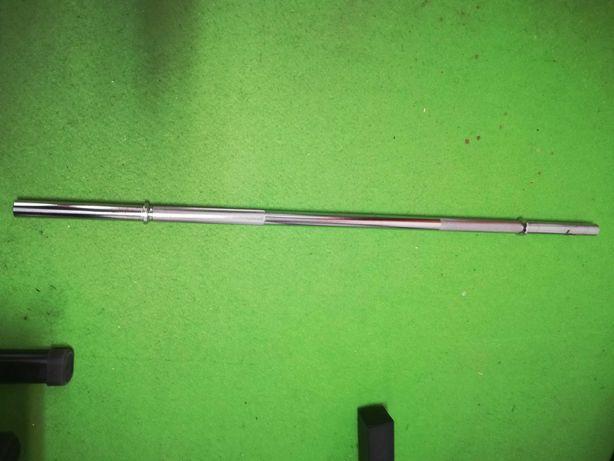 Barra de Musculação 1,20m 28mm