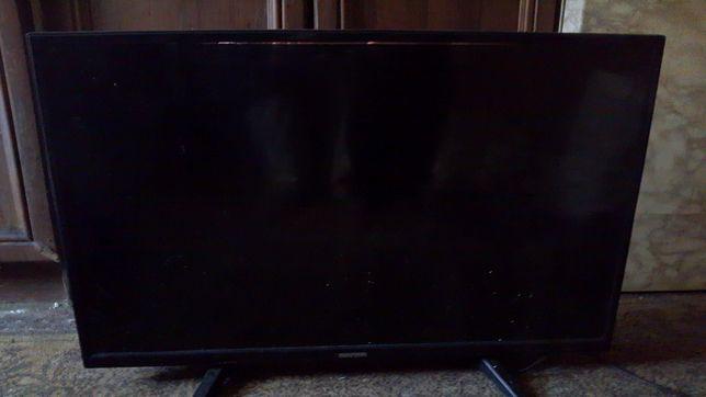 Telewizor Manta 40 cali (pęknięty ekran)