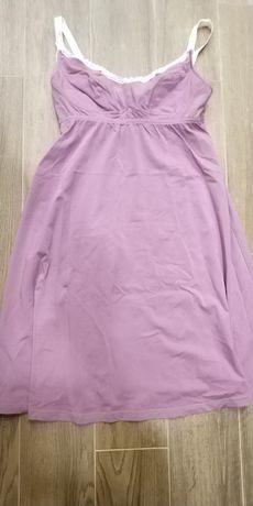 Ночная рубашка для беременных и кормящих