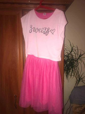 Sukienka dla dziewczynki rozm 164-170