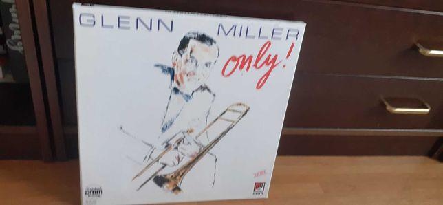 Box  3 płytowy  Only  Glenn Miller   płyty winylowe