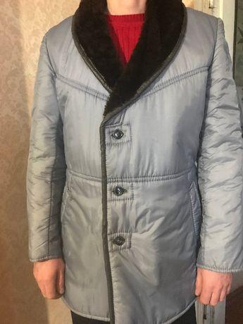Куртка мужская на цыгейке