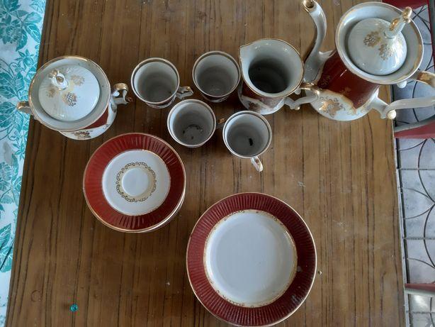 Кофейный набор 30 предметов